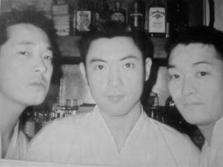 左シコタ氏、中加賀谷氏、右コージ氏