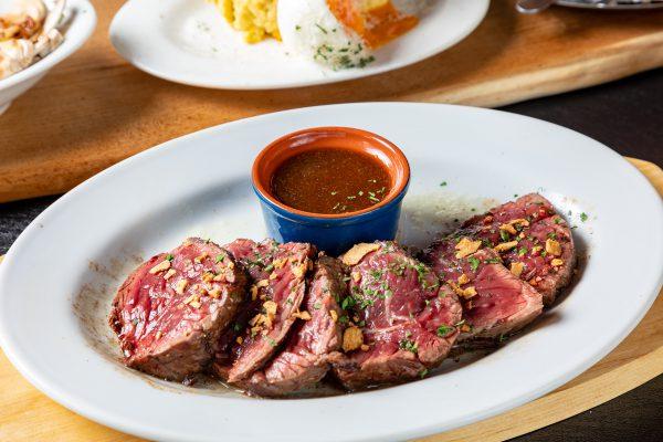 US産ハラミのステーキ